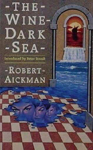 book cover of The Wine-Dark Sea