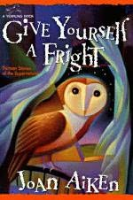 book cover of Give Yourself a Fright