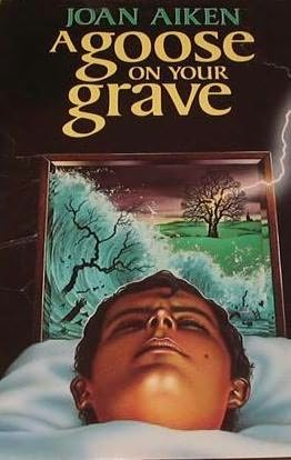 book cover of A Goose on Your Grave