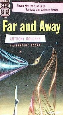 book cover of Far and Away