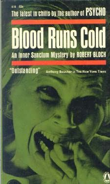 book cover of Blood Runs Cold