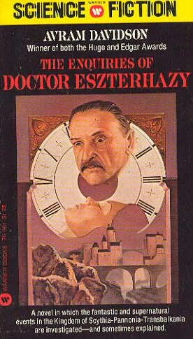book cover of The Enquiries of Doctor Eszterhazy