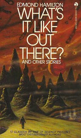 book cover of What\'s It Like Out There?