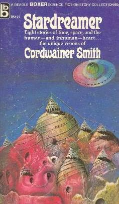 book cover of Stardreamer