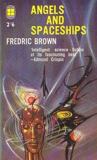 book cover of Angels and Spaceships