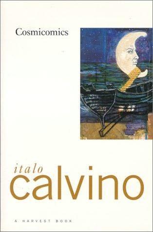 book cover of Cosmicomics