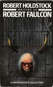 book cover of The Hexing / The Labyrinth