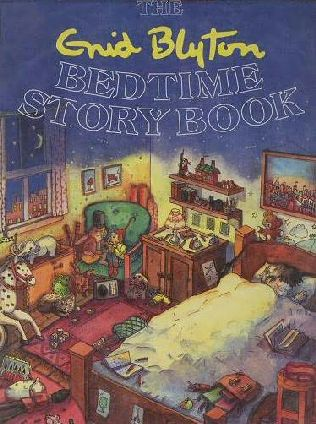 book cover of The Enid Blyton Bedtime Story Book
