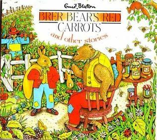 book cover of Brer Bear\'s Red Carrots