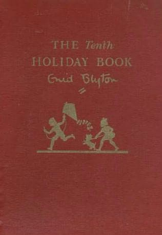 book cover of The Tenth Holiday Book