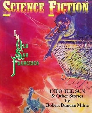 book cover of Into the Sun
