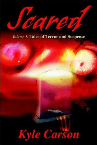 book cover of Scared