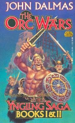 book cover of The Orc Wars
