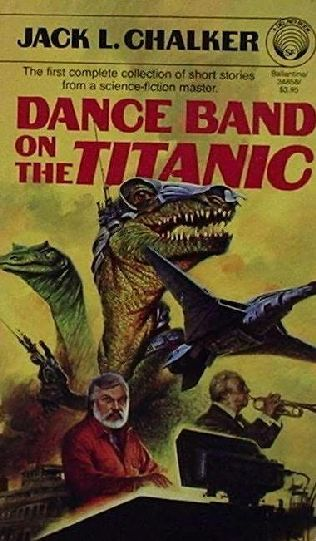 book cover of Dance Band on the Titanic