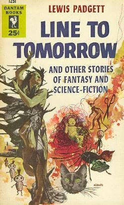book cover of Line to Tomorrow