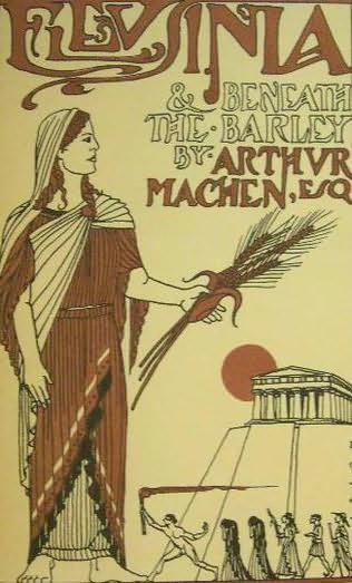 book cover of Eleusinia
