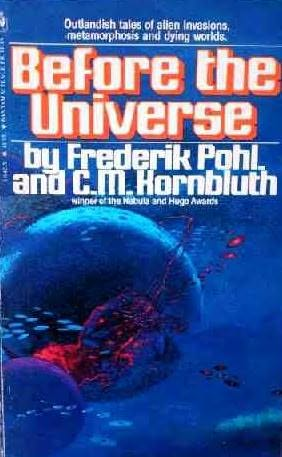 book cover of Before the Universe