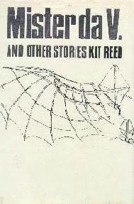 book cover of Mister da V