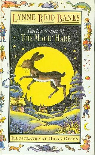 book cover of Twelve Stories of the Magic Hare