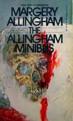 book cover of The Allingham Minibus