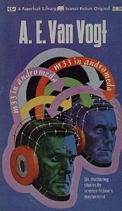 book cover of M33 in Andromeda