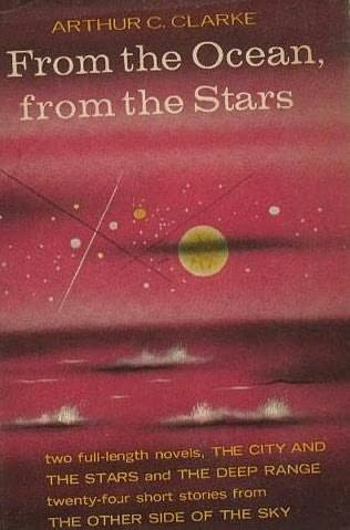 book cover of From the Ocean, From the Stars
