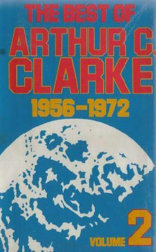 book cover of Best of Arthur C. Clarke: 1956-1972