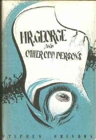 book cover of Mr George