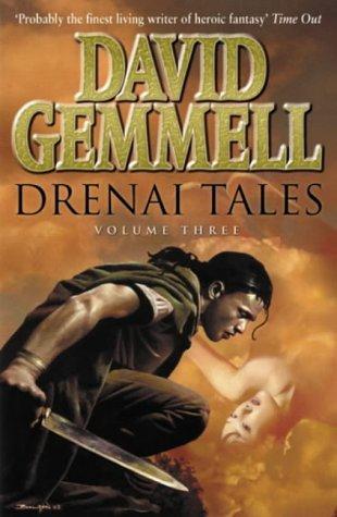 book cover of Drenai Tales