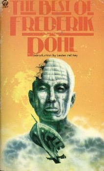 book cover of The Best of Frederik Pohl