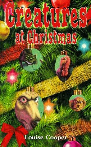 book cover of Creatures at Christmas