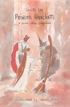 book cover of Princess Hynchatti