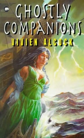 book cover of Ghostly Companions