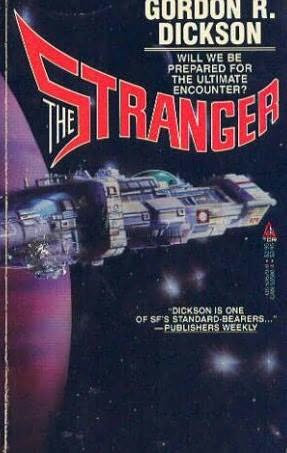 book cover of Stranger
