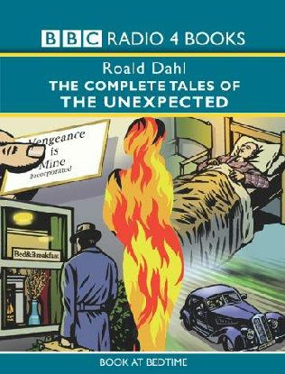 book cover of The Complete Tales of the Unexpected