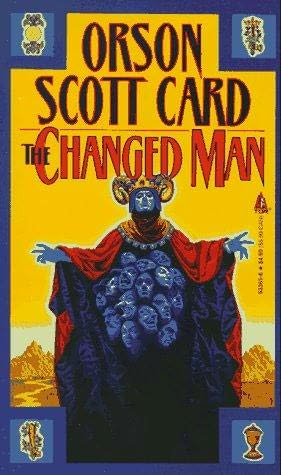 book cover of The Changed Man