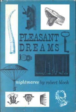 book cover of Pleasant Dreams / Nightmares