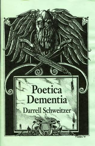 book cover of Poetica Dementia