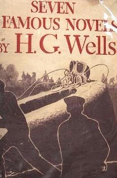 Seven Famous Novels by H G Wells