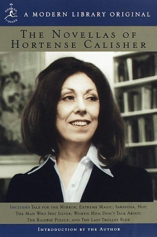 book cover of The Novellas of Hortense Calisher