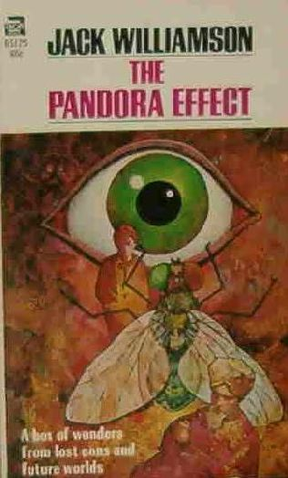 book cover of The Pandora Effect