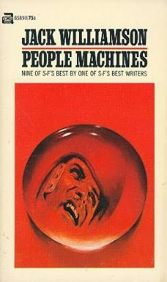 book cover of People Machines