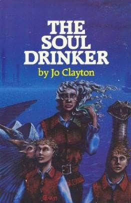 book cover of The Soul Drinker