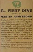 book cover of The Fiery Dive