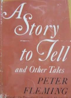 book cover of A Story to Tell