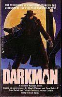 book cover of Darkman