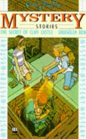 book cover of Mystery Stories