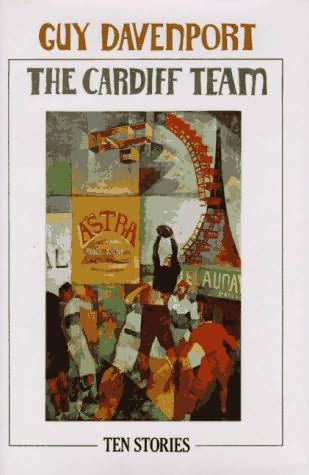 book cover of The Cardiff Team