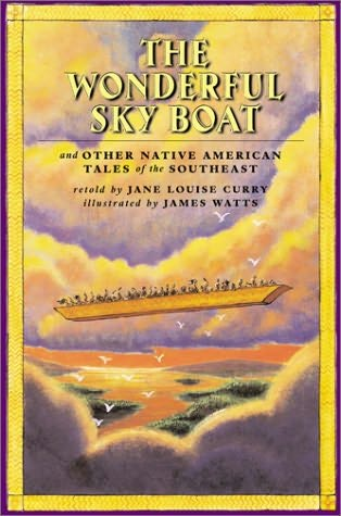 book cover of The Wonderful Sky Boat