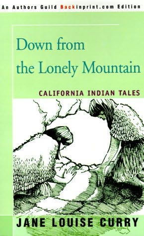 book cover of Down from the Lonely Mountain